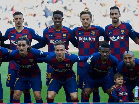 Presidente del Barça confirma que se van jugadores históricos