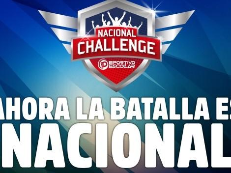 Deportivo Escolar Challenge ahora será nacional