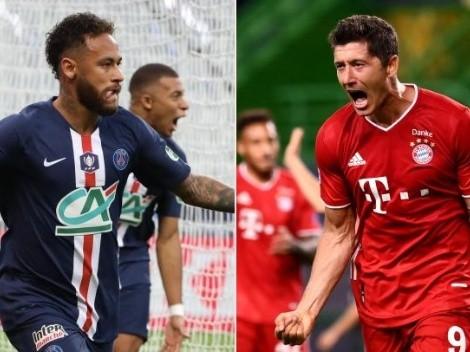 Neymar vs Lewandowski: ¿Quién merecía el Balón de Oro?