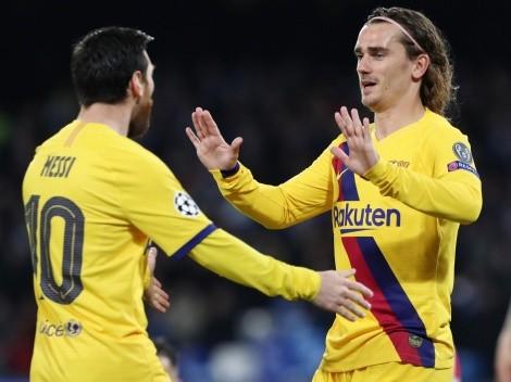 A río revuelto: Koeman confía en Griezmann para el nuevo Barça
