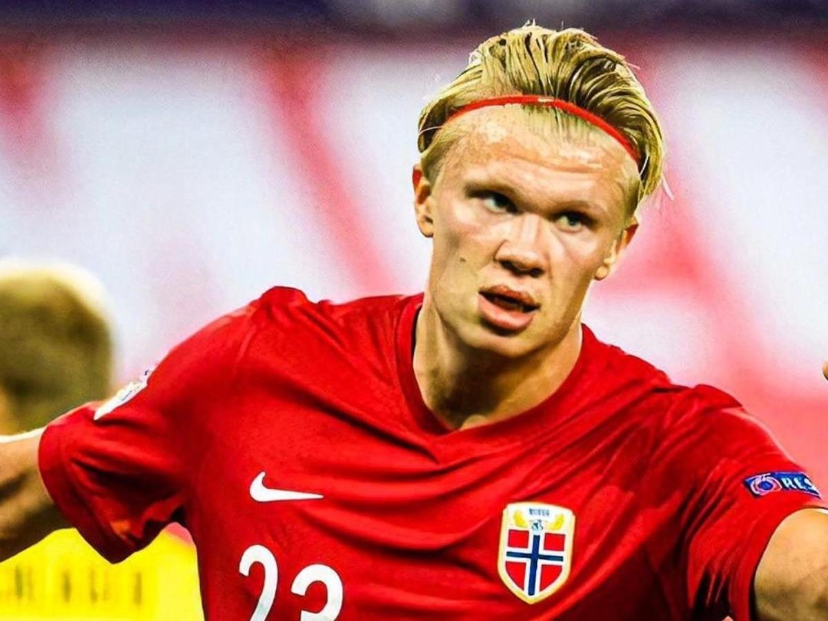 VIDEO: Haaland marca su primer gol con la selección mayor de Noruega    RedGol