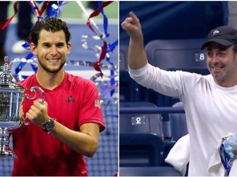 Massú dedica emotivo mensaje a Thiem tras su triunfo en el US Open