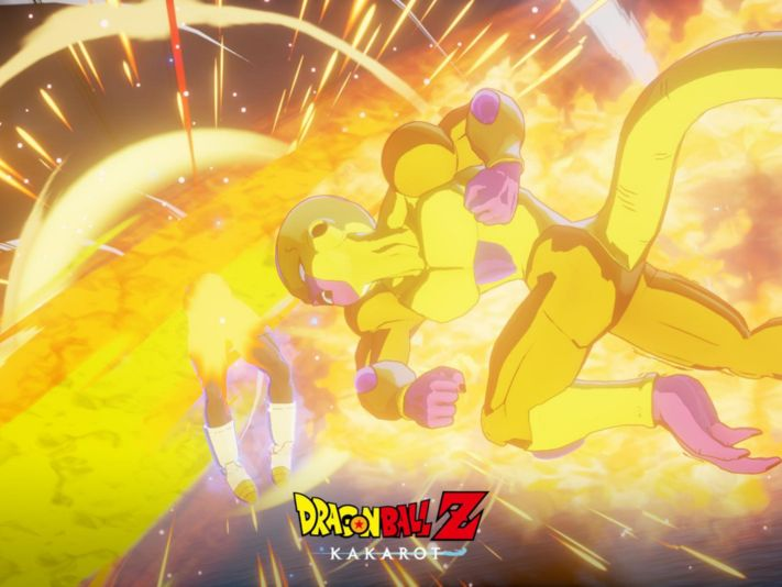 Golden Freezer llegar a Dragon Ball Z Kakarot