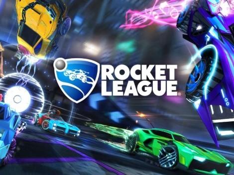 Rocket League logra más de un millón de usuarios activos