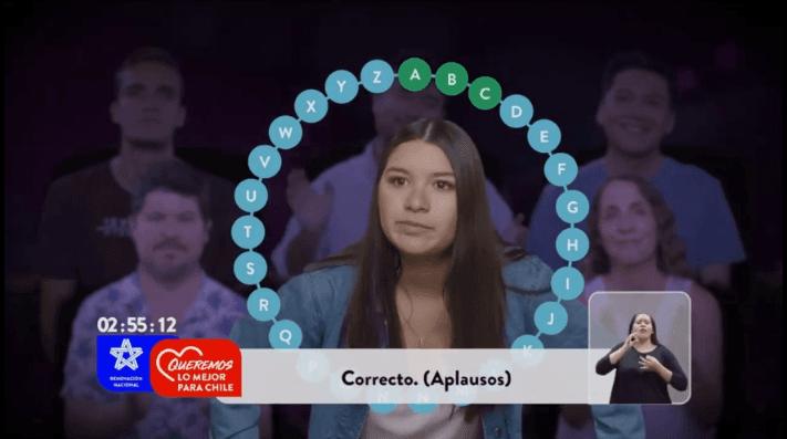 Chilevisión estudia acciones tras referencia a