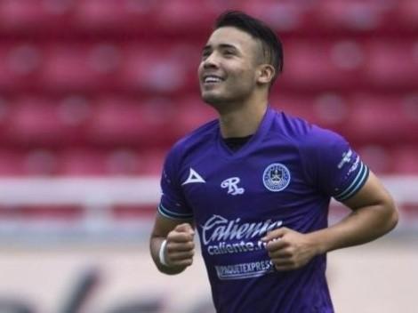 Video: ¡Olfato goleador! Nico Díaz marca en la derrota de Mazatlán