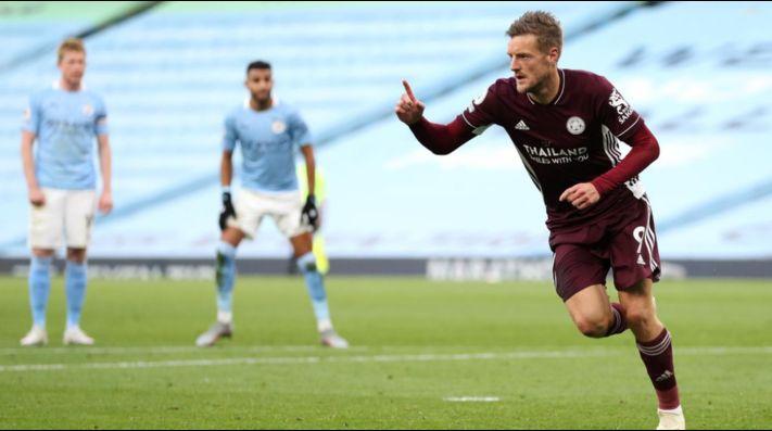 Leicester goleó al City a domicilio — Sorpresa en Inglaterra