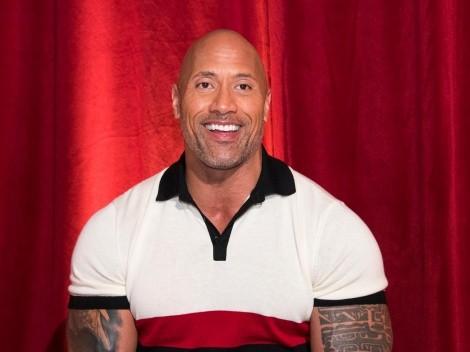 """""""The Rock"""" revela públicamente su apoyo a candidato presidencial de EE.UU."""