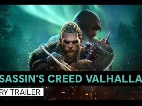 Assassin's Creed Valhalla presenta un épico tráiler de su historia
