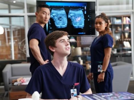 "Revelan foto de la cuarta temporada de ""The Good Doctor"""