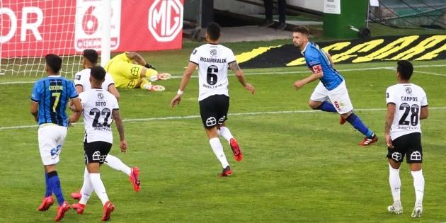 Resultado Colo Colo Vs Huachipato Los Albos Perdieron 1 0 Con Los Acereros En La Despedida De Gualberto Jara Redgol