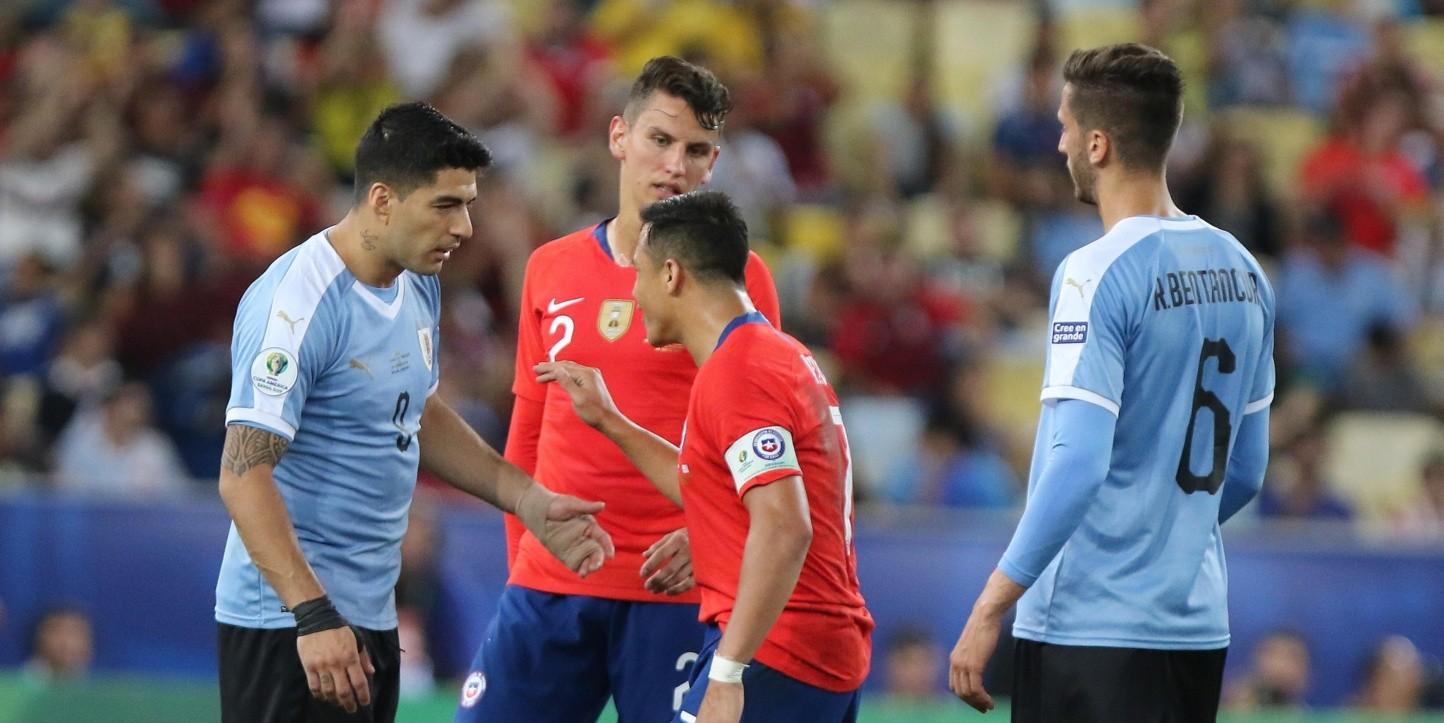 Uruguay Vs Chile C U00f3mo Y D U00f3nde Ver EN VIVO TV ONLINE El