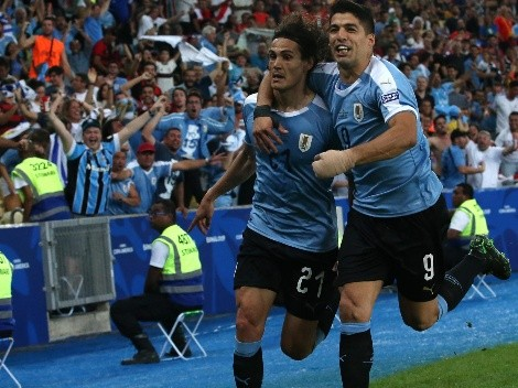 Informe charrúa: El Uruguay sin Cavani del Maestro Tabárez