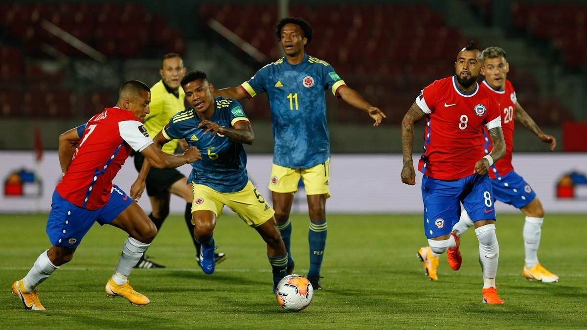 Selección chilena: Alexis Sánchez es más goleador histórico y Arturo Vidal iguala a Caszely entre los goleadores | RedGol