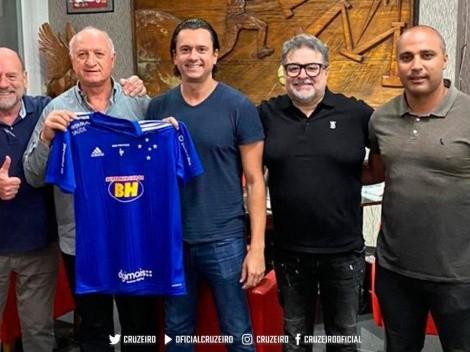 Se mete en una crisis total: Felipao asume en Cruzeiro