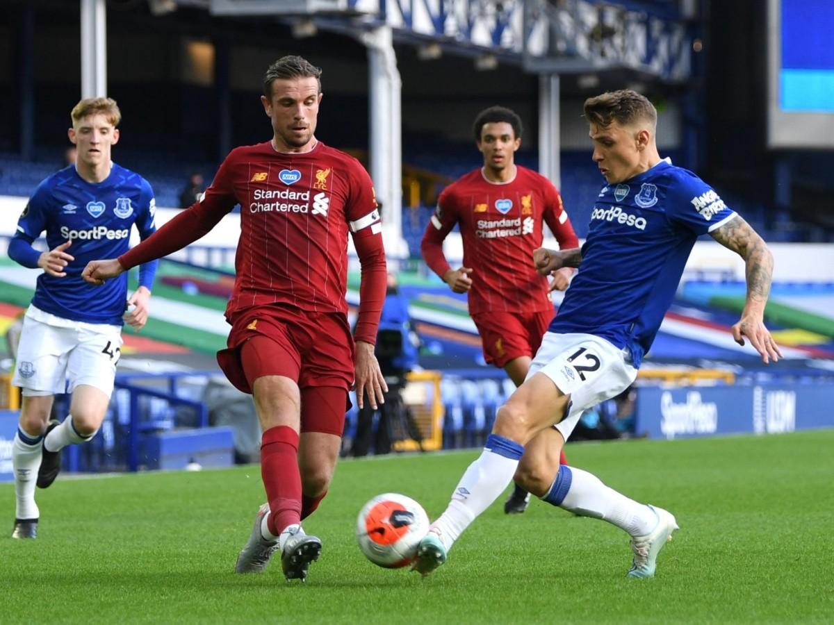 Liverpool Vs Everton Derby De Merseyside En La Premier League Ver En Vivo Por Tv Y Online El Partido Espn Redgol