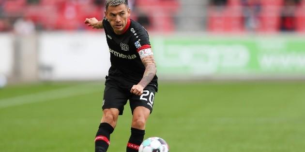 En vivo: Bayer Leverkusen de Charles Aránguiz va por su primer triunfo en Bundesliga ante Mainz | RedGol