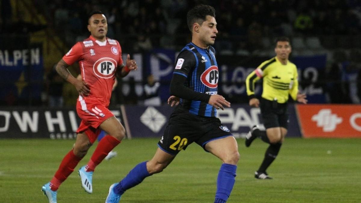 Unión La Calera vs Huachipato por la fecha 16 Campeonato Nacional 2020 | Ver EN VIVO y ONLINE | RedGol