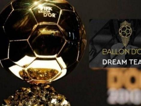 Los delanteros que aspiran al Balón de Oro Dream Team