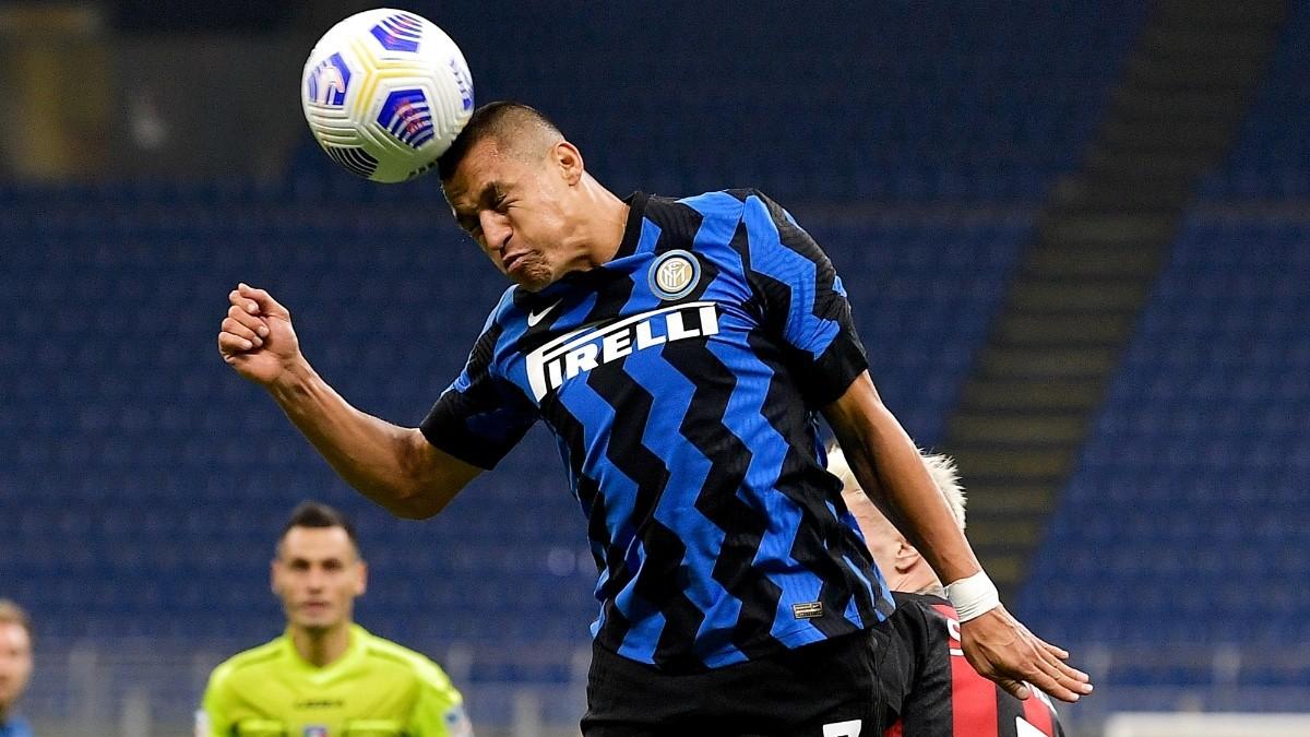 Champions League: Alexis Sánchez se recupera y puede ser titular de Inter  ante Borussia Mönchengladbach   RedGol