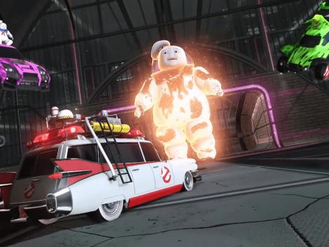 Los Cazafantasmas llegan a Rocket League en el evento de Halloween