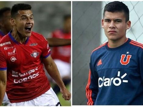 El ex U que se transformó en verdugo albo en Libertadores