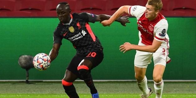 Ajax vs Liverpool | Ver EN VIVO ONLINE y en TV este partido hoy por la Champions League: EN DIRECTO FOX SPORTS | RedGol