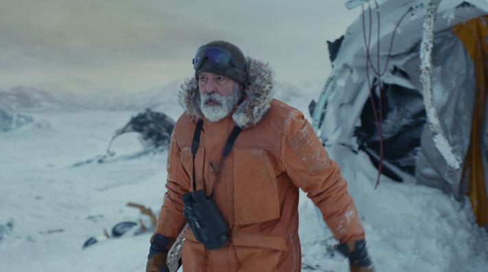 Cielo de medianoche: George Clooney salva la humanidad en su nuevo tráiler