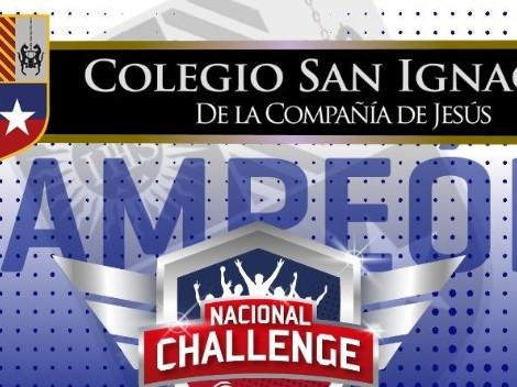 San Ignacio de Concepción, campeón del Deportivo Escolar Challenge Nacional