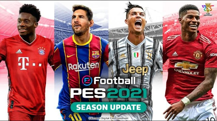 eFootball PES 2021 retrocompatible con PS5 y Xbox Series X