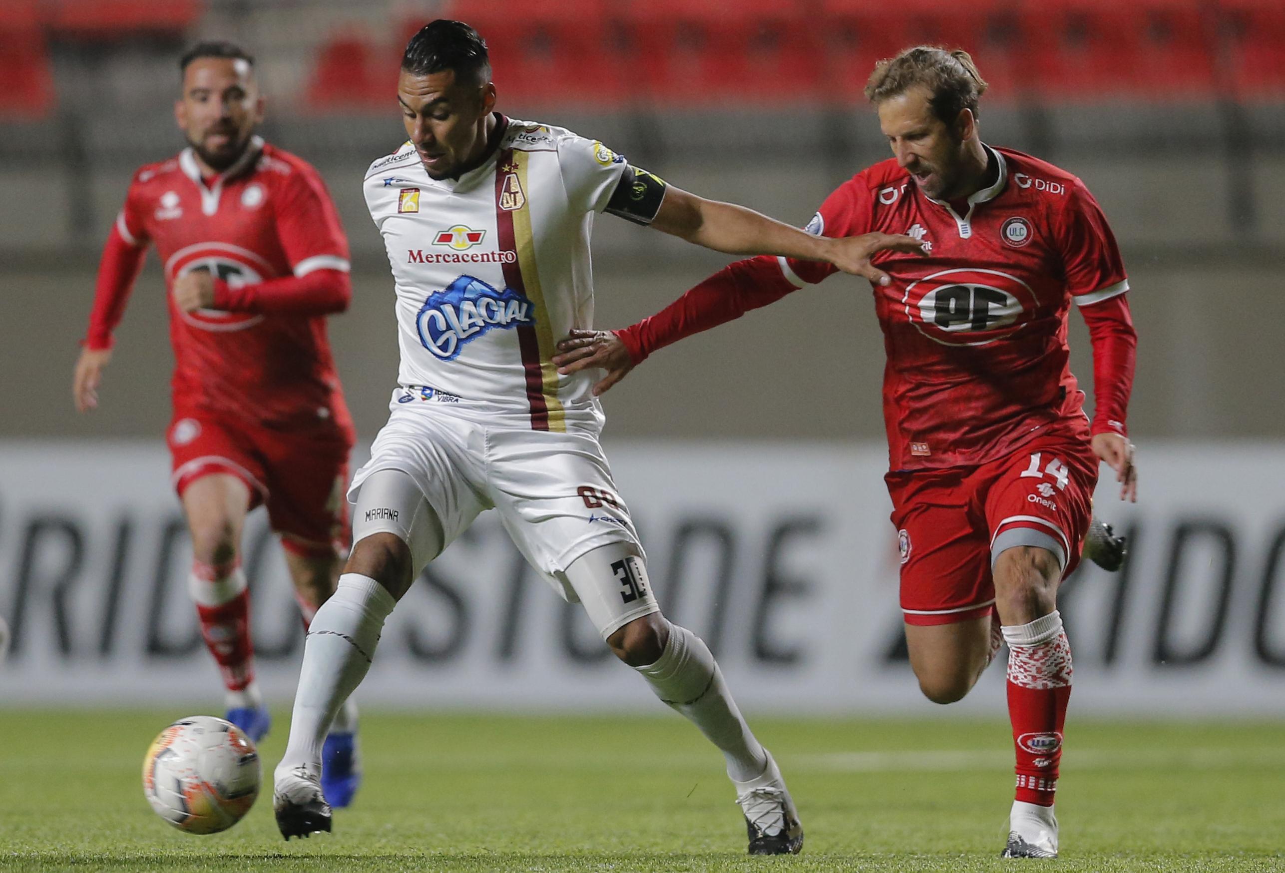 """""""El rival más duro a vencer de los equipos chilenos es la ANFP"""""""