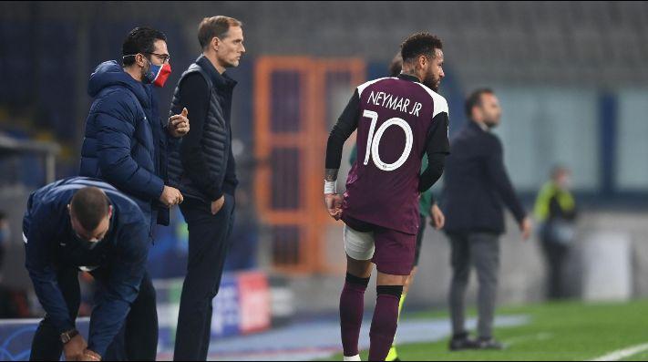 Neymar se perderá los próximos tres partidos del PSG, según prensa francesa