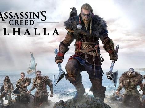 AC Valhalla corre 4K nativo en Xbox Series X y reescalado en PS5