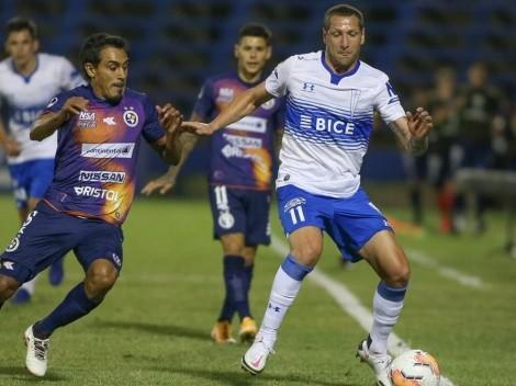 Universidad Católica buscará avanzar en la Sudamericana