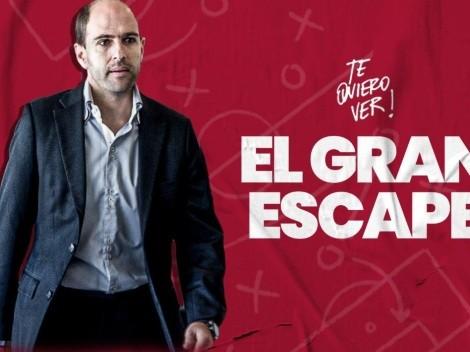 [PODCAST] Te quiero ver: Sergio Jadue, el gran escape