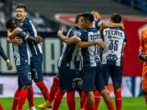 Seba Vegas y Rayados se consagran campeones de la Copa MX