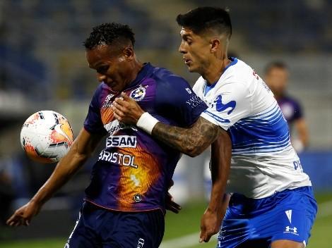 Las sentidas disculpas de Huerta tras su error en Sudamericana