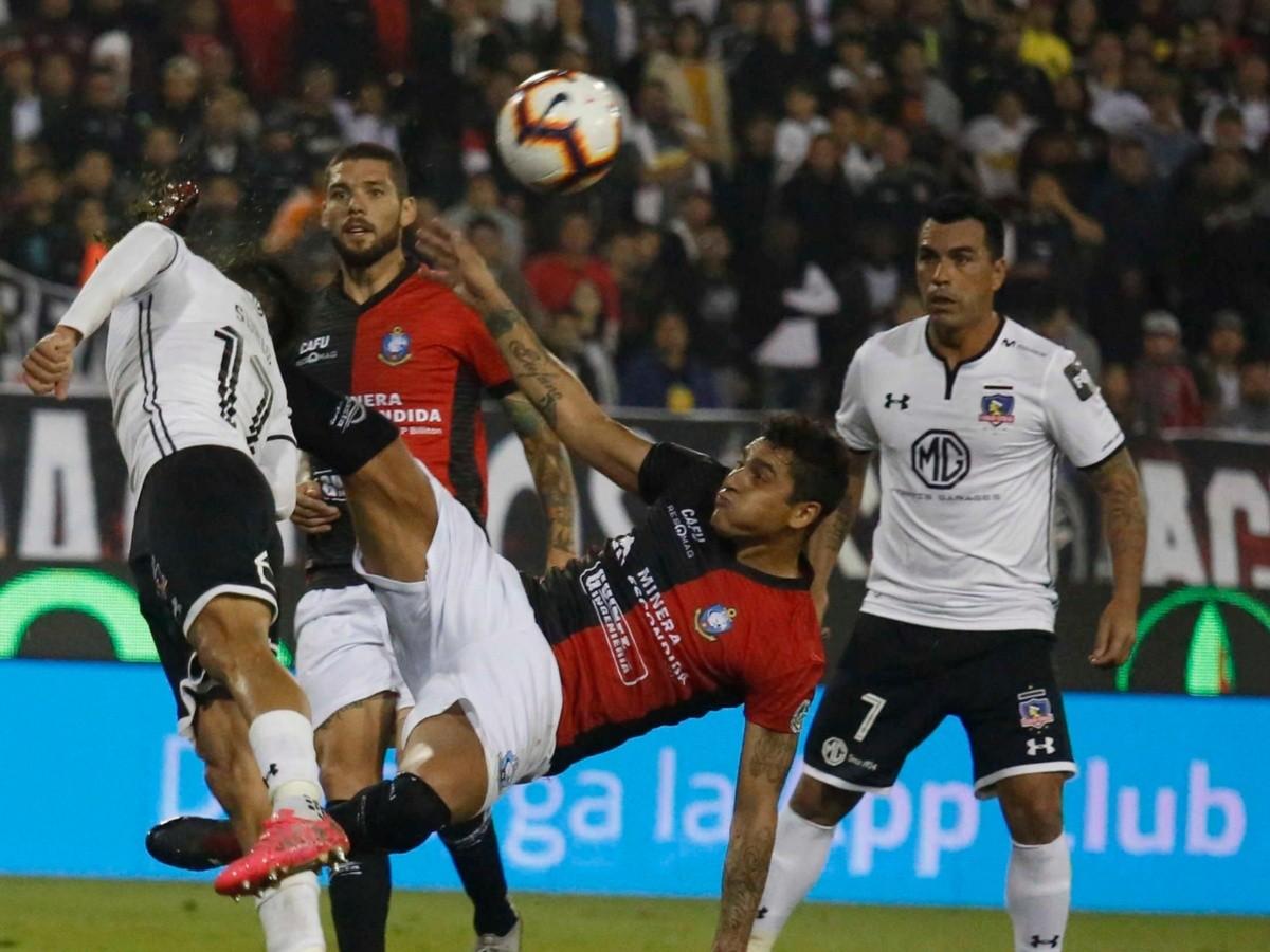 Colo Colo vs Antofagasta   Cómo, cuándo y dónde ver en vivo ONLINE y en TV  a los albos en el Monumental   RedGol