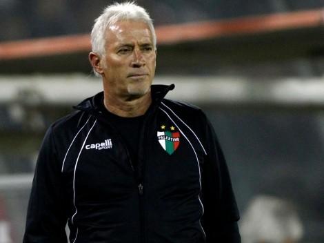 ¡Urgente! Ivo Basay deja de ser entrenador de Palestino
