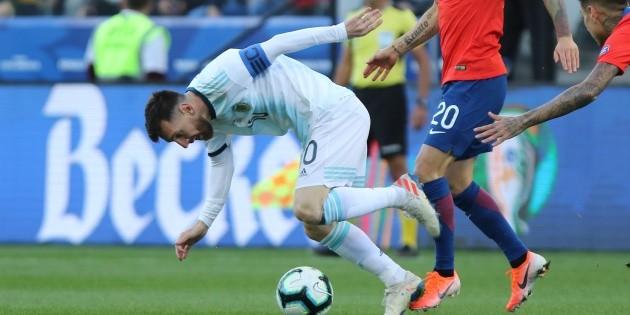 Eliminatorias Qatar 2022: Lionel Messi preocupa en la selección argentina   RedGol