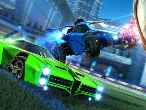 Rocket League en Xbox Series X S llegará a 120 fps