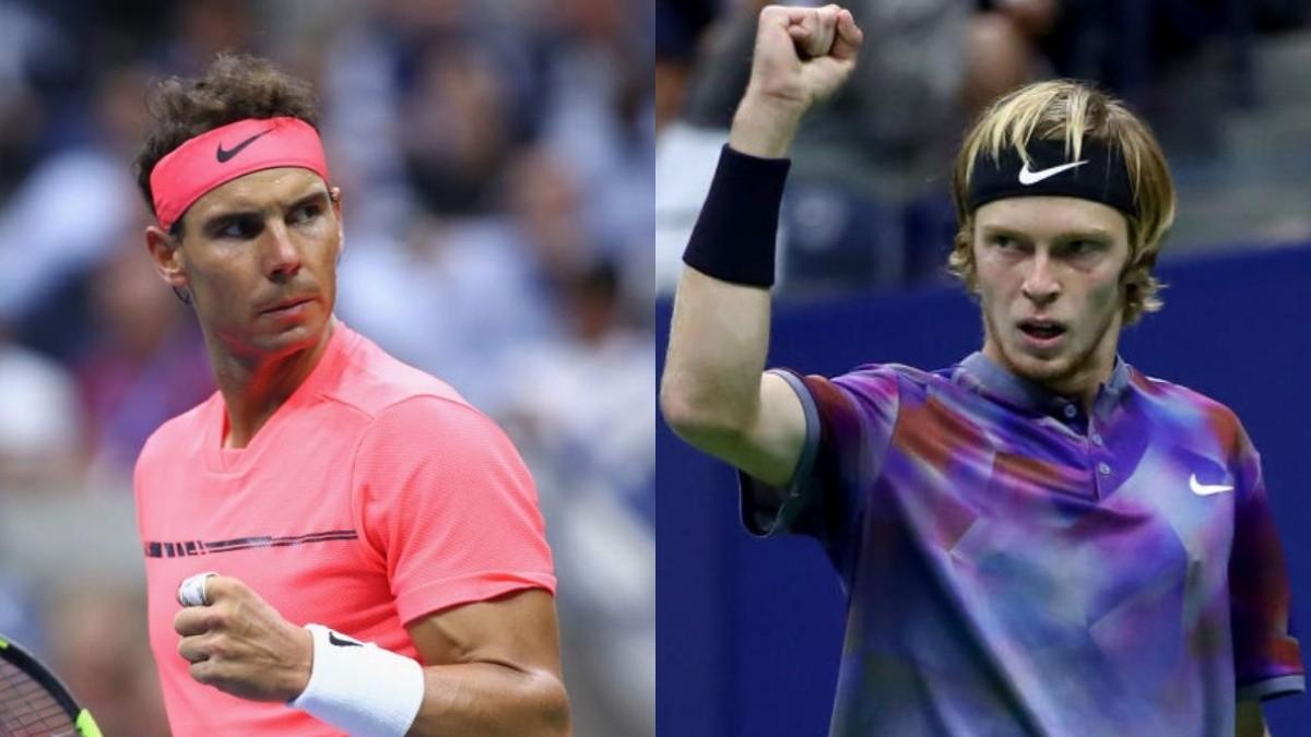 Rafael Nadal Vs Andrey Rublev Ver En Vivo Online Y Gratis El Debut Del Español En El Atp Finals De Londres Redgol