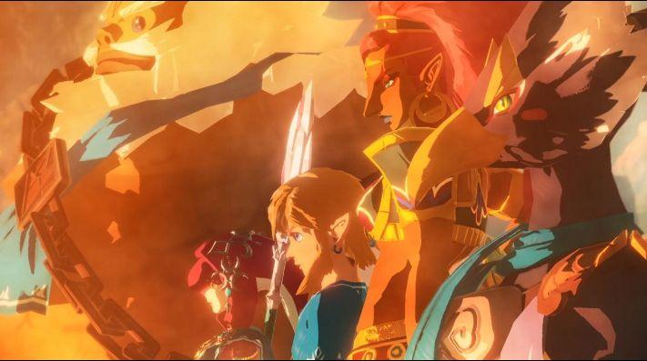 Mira Los Comerciales Más Recientes De Hyrule Warriors: Age Of Calamity