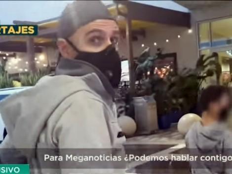 Sergio Jadue pelea con periodista chilena en un mall de Miami