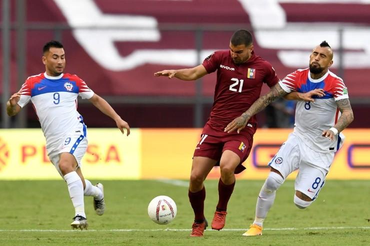 Minuto a minuto | Chile vs Venezuela EN VIVO por la 4° fecha de las  Eliminatorias rumbo a Qatar 2022 | RedGol