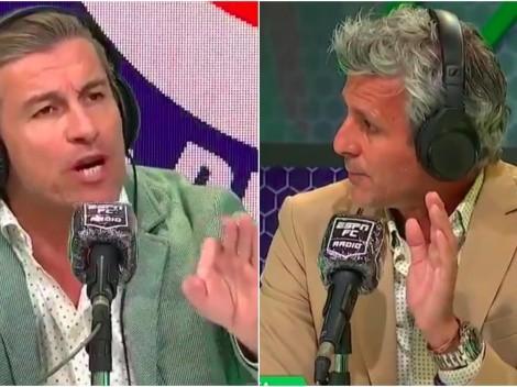Debate en llamas entre Solabarrieta y Waldemar por Rueda