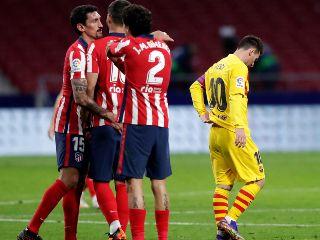 En Vivo Atlético De Madrid Vs Barcelona Ver Online Gratis Y Por Tv A Messi En La Liga De España Espn Redgol