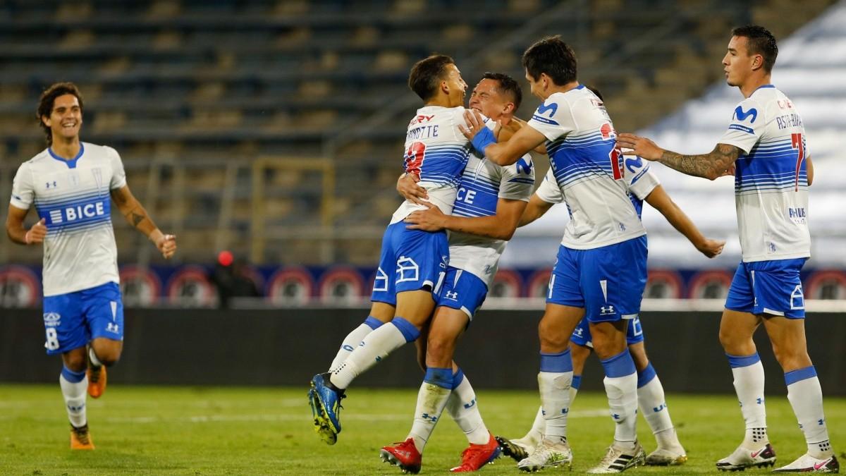 Universidad Católica enmienda el rumbo y golea por 5-3 a Deportes  Antofagasta para afirmarse como único puntero del Torneo Nacional   RedGol