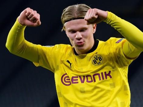 Borussia Dortmund baila al ritmo de Erling Haaland