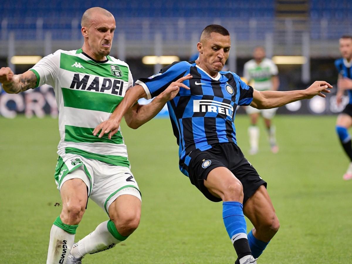 Inter vs Sassuolo | Día, hora y canal del próximo partido de Alexis y Vidal por Serie A: EN VIVO ONLINE Y TV | RedGol